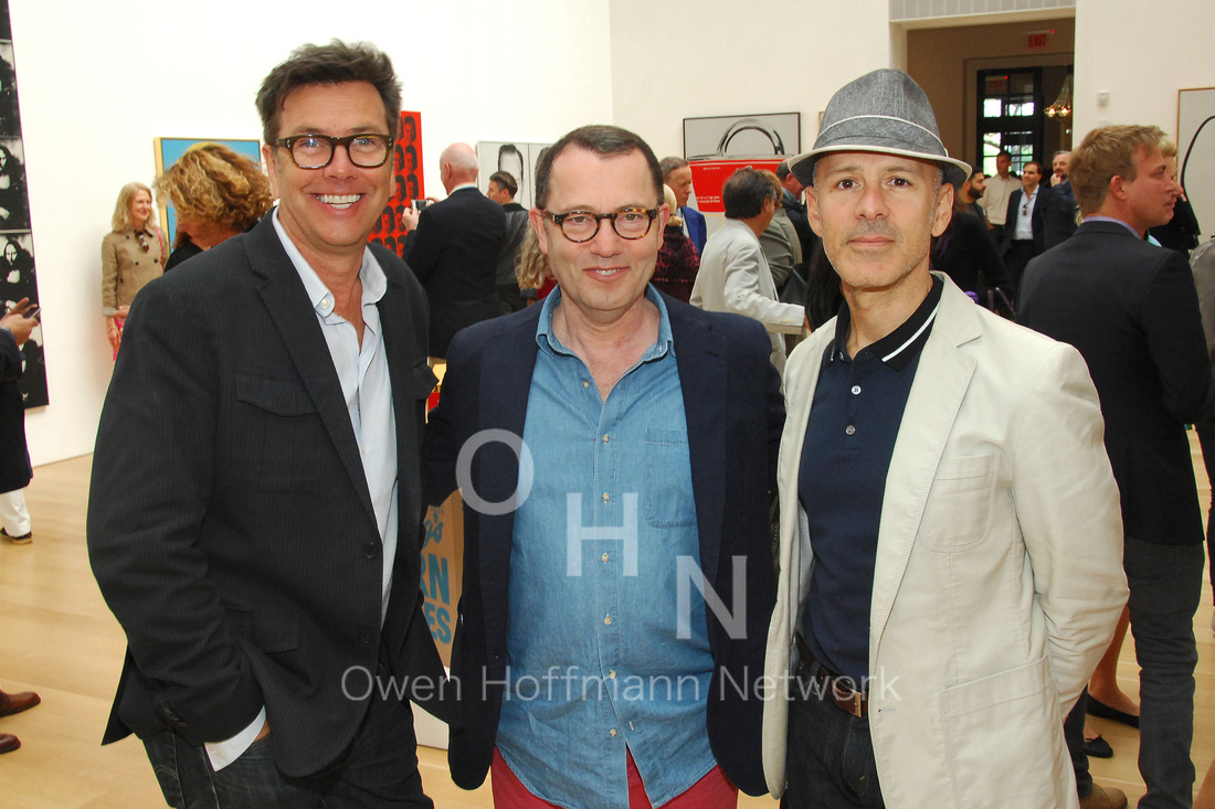 The Brant Foundation Exhibition Preview and Opening Party for ANDY WARHOL